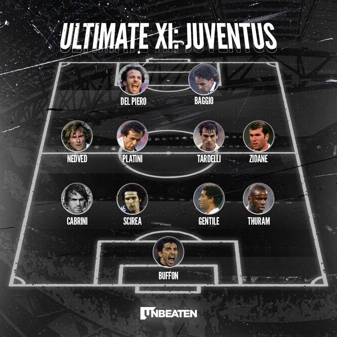 Unbeaten Juventus